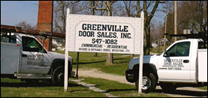 Greenville Door Sales Inc. Office